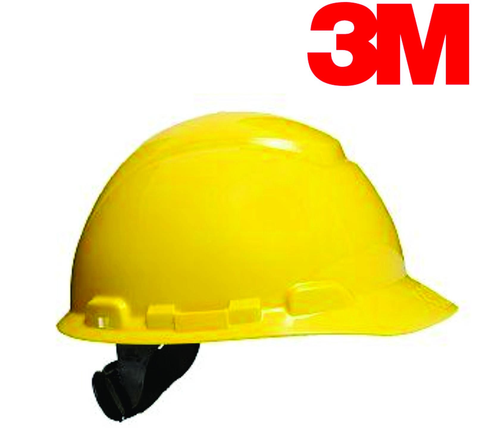 d2513e4b6d7e7 CAPACETE H-700 COM CATRACA – MARCA 3M – CA 29638 – Suzano EPI