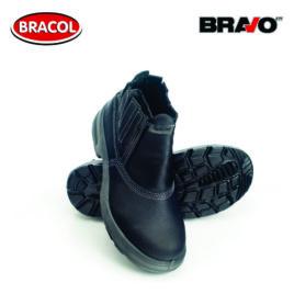 BOTINA BRACOL BRAVO BIDENSIDADE COM BICO DE AÇO