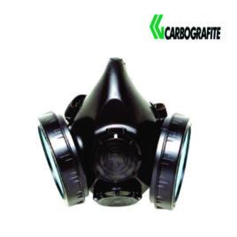 Respirador Semifacial CG 304N – MARCA CARBOGRAFITE – CA 31772