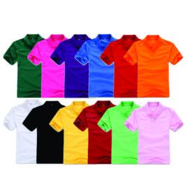 Camisa Polo – Cores Diversas