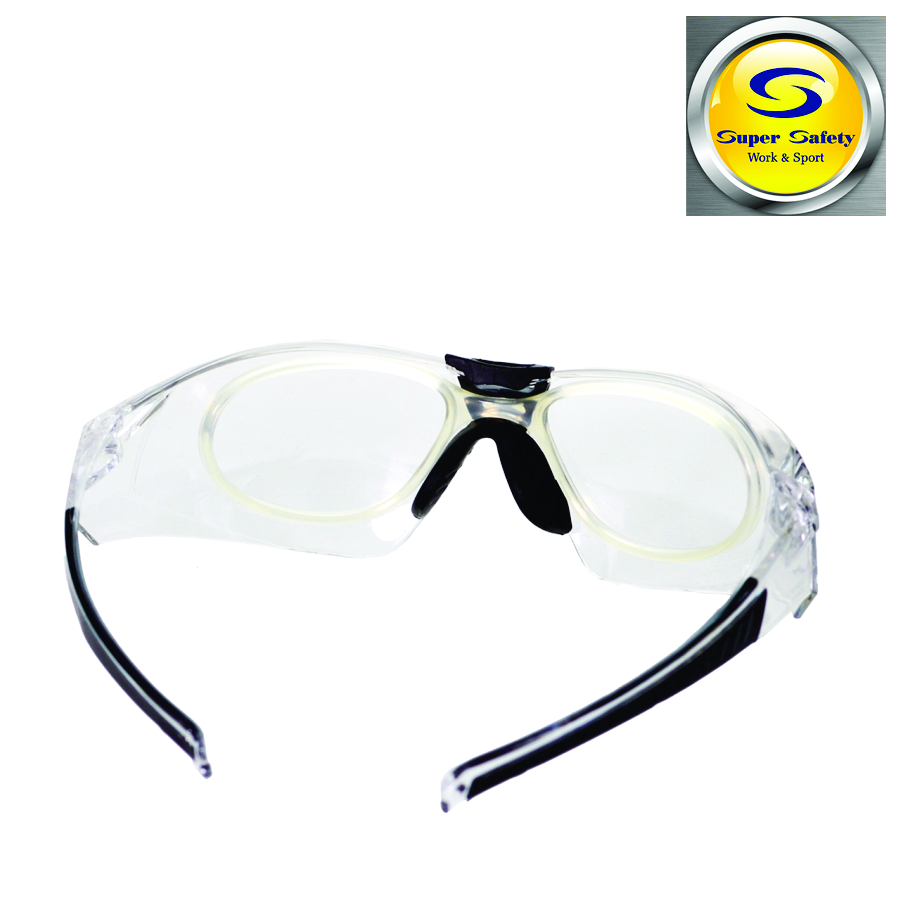 2558fae27ebd6 Óculos De Segurança Para Colocar Lentes De Grau – Suzano EPI
