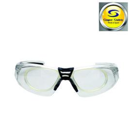 Óculos De Segurança  Para Colocar Lentes De Grau