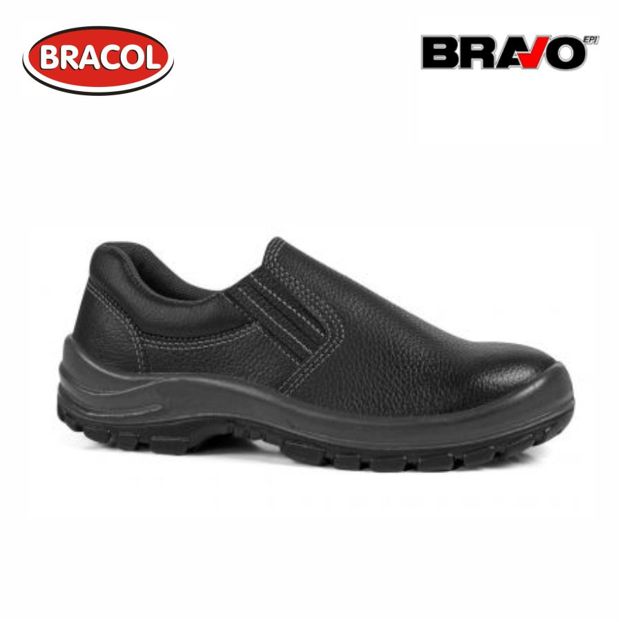 Sapato de Elástico com Bico de PVC – Bidensidade Bracol bravo 837ec2958e