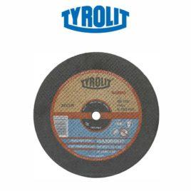 Disco de corte 10″x3,5×5/8″ Secur Extra – Tyrolit