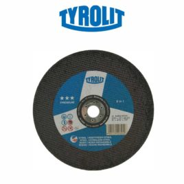 DISCO DE CORTE INOX 230×1,9MM A46Q-BFXA PREMIUM – TYROLIT