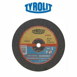 DISCO DE CORTE 10″X3,5X3/4″ SECUR EXTRA – TYROLIT