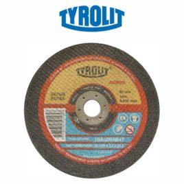 Disco de corte 7″x2Tx7/8″ Secur Extra – Tyrolit