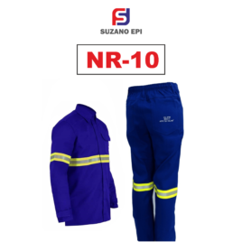 Uniforme Eletricista NR10 – AZUL ROYAL