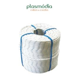 Corda de Segurança 12mm NR-18 (M.T.E.) – Nylon Poliamida Rolo 200 Mts
