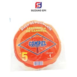 Boina De Lã Para Polimento 5 – Compel