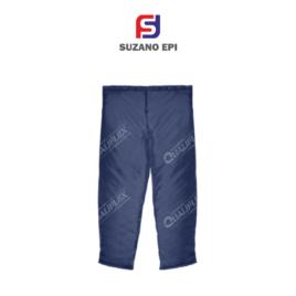 Calça Térmica Nylon para Câmara Fria Azul -35º Qualiflex