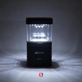 Mini Lampião Nautika Talino 11 Leds 20 Lumens Preto Barraca