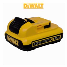 Bateria 12v 2,0Ah Max Íon de Litio DeWalt DCB127