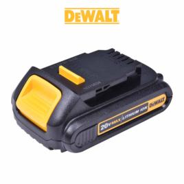 Bateria de Íon de Lítio 20V Max Compact Dcb201-B3 Dewalt