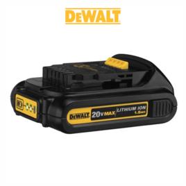 Bateria Compact 20V 1,5Ah Li-Íon – DEWALT-DCB201-B3