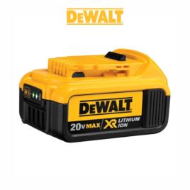 Bateria de Li-Íon 20V Max 4,0 Ah 80 Wh Premium XR – DEWALT-DCB204-B3