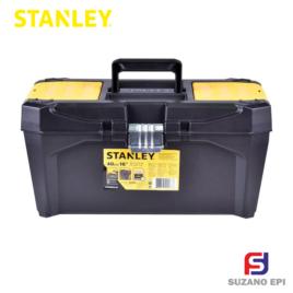 Caixa Plástica Empilhável de 16 Pol – Stanley