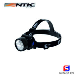 Lanterna de cabeça recarregável Fenix NTK