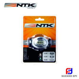 Lanterna de cabeça Turbo LED NTK de 20 lúmens